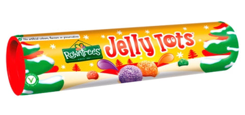 Rowntrees jelly tots Giant Tube 130g