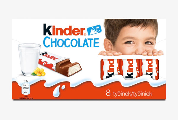 Kinder (8-pieces)