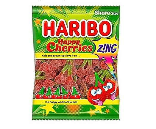 Haribo Happy Cherries Z!Ng