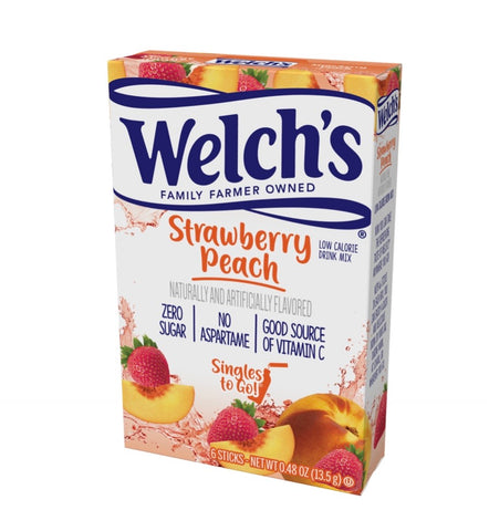 Welch's Strawberry Peach