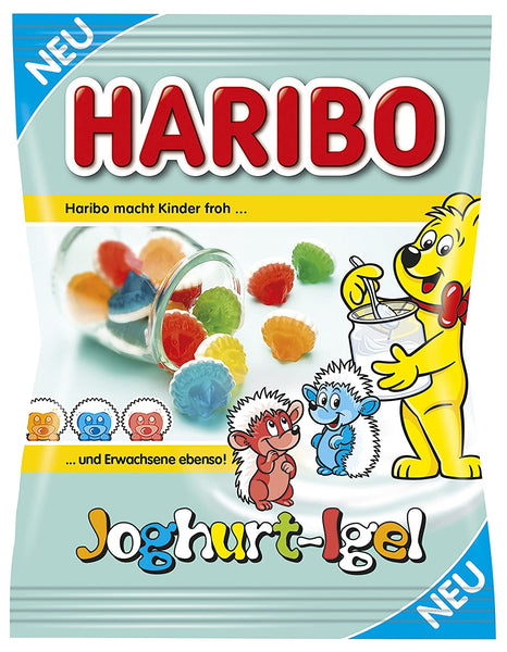 Haribo Yogurt Igel