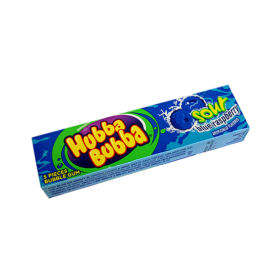 Hubba Bubba Sour Raspberry