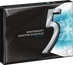 5 Gum Winter Mint