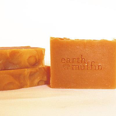 Buttermilk & Carrot Soap