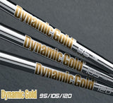 "Dynamic Gold 120 Iron Shaft .355"" Taper"