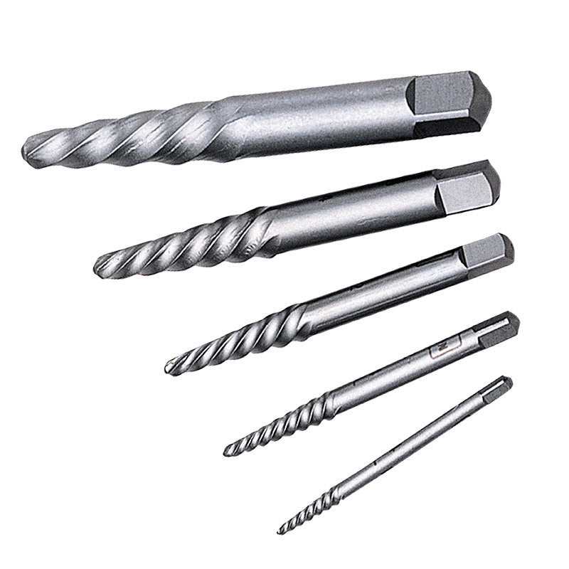 broken Screw/Shaft Extractor Set