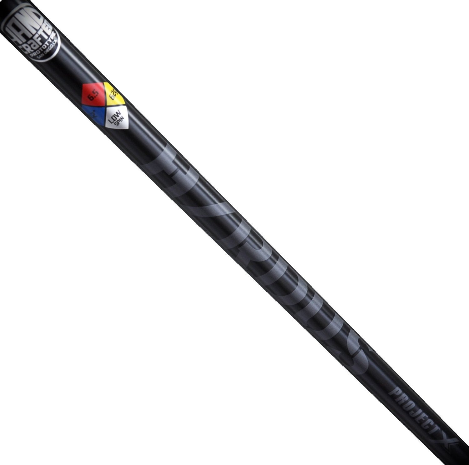 Project X Hzrdus Black Hand Crafted 75