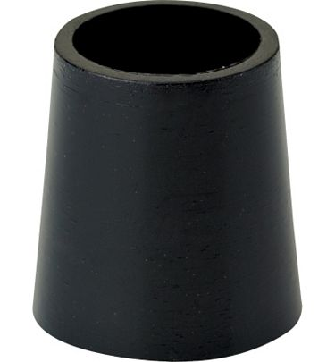 ".350"" STD Length Black Wood Ferrules"