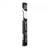 SuperStroke Traxion Flatso 2.0 Putter Grip Black/White