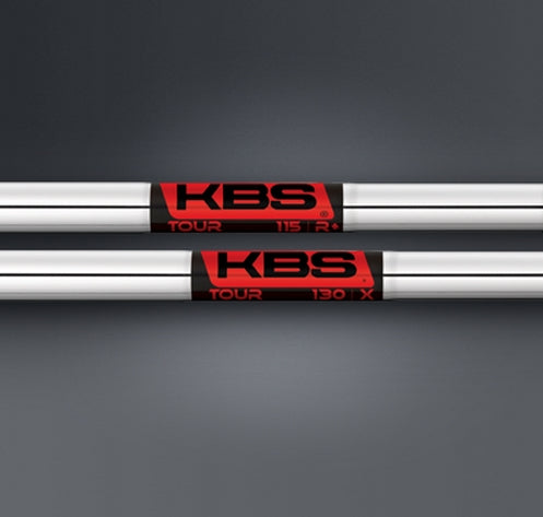 "KBS Tour Chrome Wedge Shaft .355"" Taper"