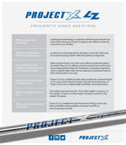"Project X LZ Wedge Shaft .355"" Taper"