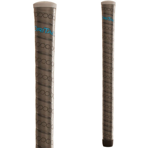 "Winn Dri-Tac Wrap Ladies Light Grey .590"" Round"