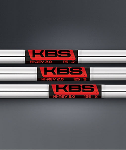 "KBS HI-REV 2.0 Wedge Shaft .355"" Taper"