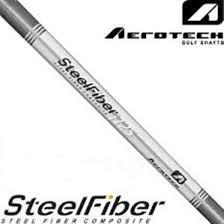 "SteelFiber i125 Wedge Shaft .355""/.370"""