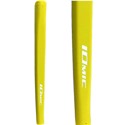 Iomic Large Putter Grip Yellow