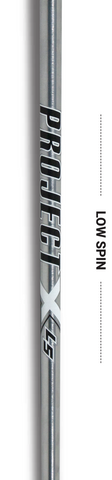 "Project X LS Steel Iron Set (4-PW) .355"" Taper"