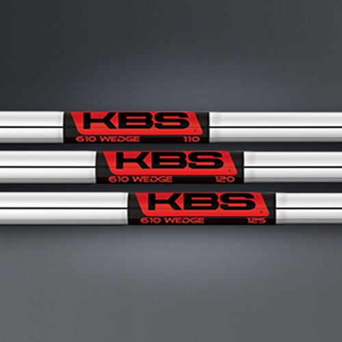 "KBS 610 Wedge Shaft .355"" Taper"