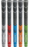 Golf Pride Multi Compound Plus4 Standard 60 Round Grey Midsize