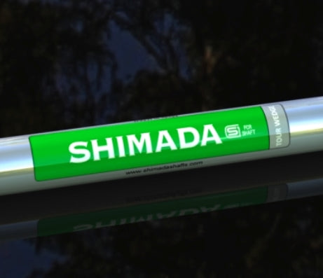 "Shimada Tour Black Wedge Shaft .355"" Taper"