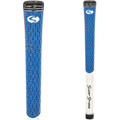 SuperStroke TX1 Tour Extreme Blue/White Standard 60 Round