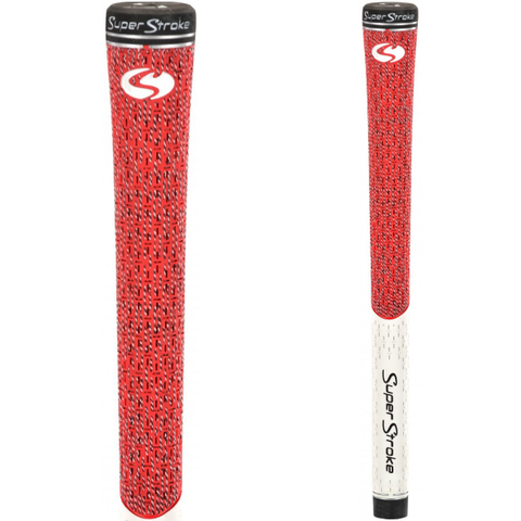 SuperStroke TX1 Tour Extreme Red/White Standard 60 Round