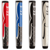 "WinnPro X 1.60"" Blue/Black Putter Grip"