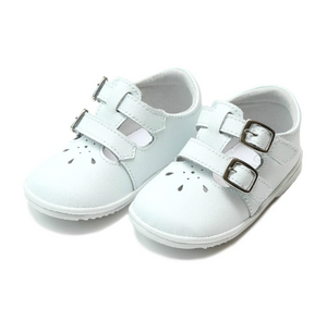 Hattie Double Velcro Buckle Mary Jane