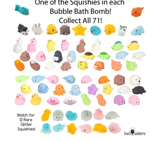 Surprise Bubble Bath Bomb