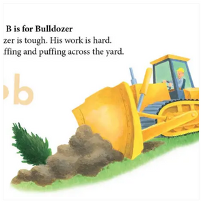 D Is For Dump Truck
