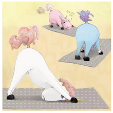 Load image into Gallery viewer, Unicorn Yoga