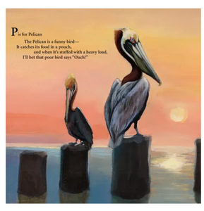 P Is For Pelican