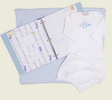 Load image into Gallery viewer, TBBC Baby Book Blue Grand Gasparilla