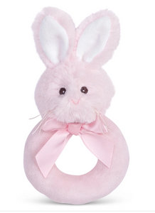 Lil Bunny Ring Rattle