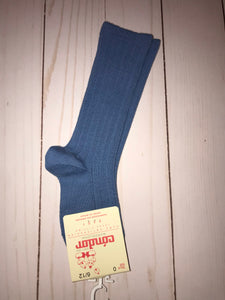 Condor Ribbed Knee High