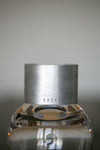 Large Aluminum BRANDED Cuff