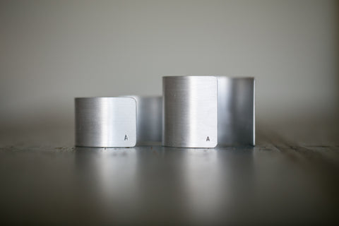 Medium Aluminum Cuff