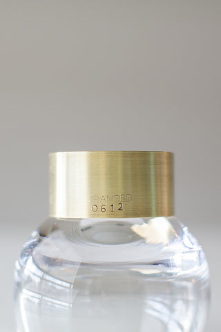 Medium Brass BRANDED Cuff