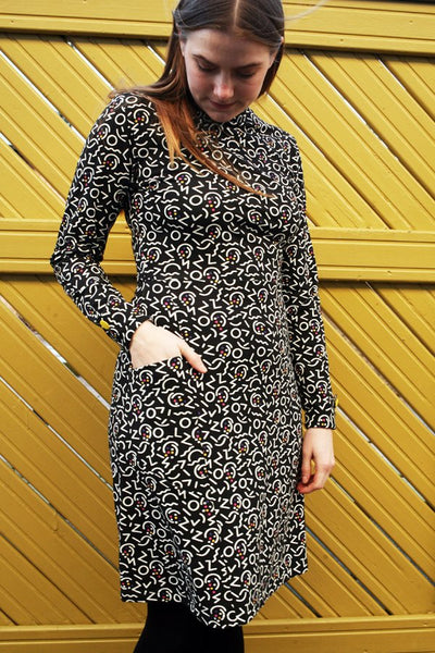 Kubik dress XS-XL