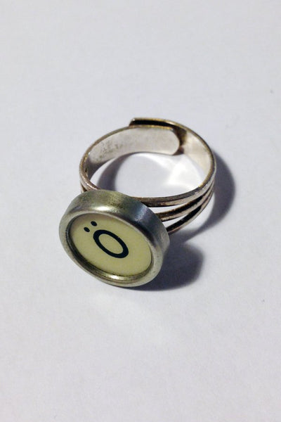 Saved and remade ring ö