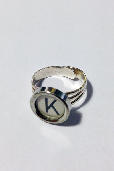 Saved and remade ring K