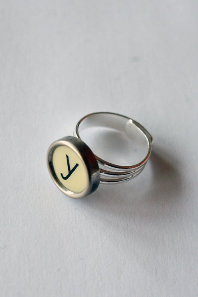 Saved & remade ring y