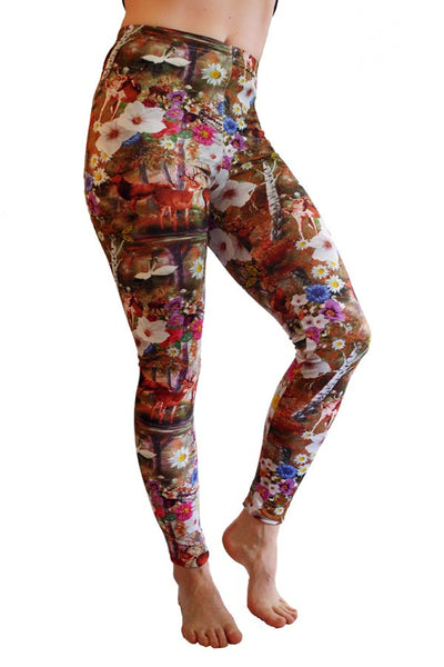 Kubik leggings paradise