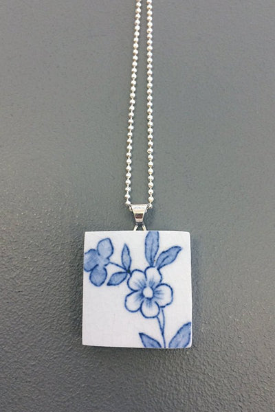 Saved & remade necklace
