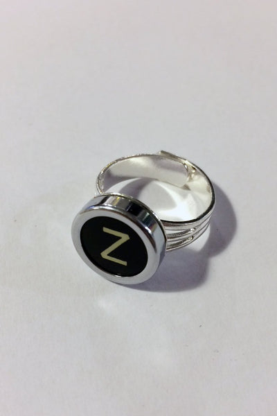 Saved & remade ring Z