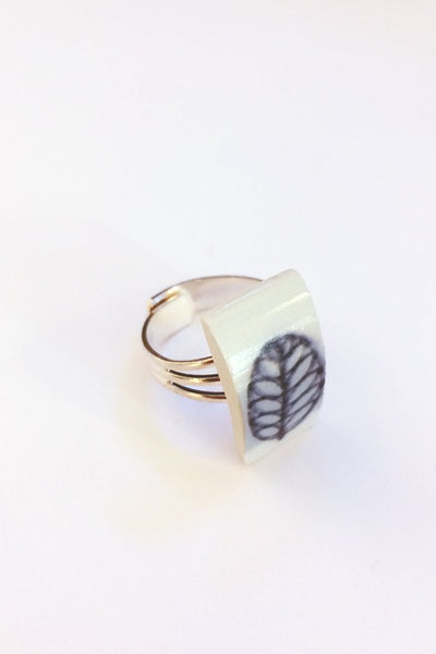 Saved and remade ring