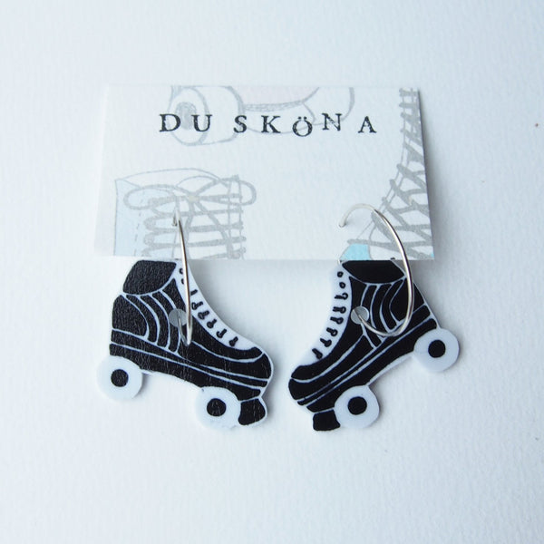 Du sköna earrings