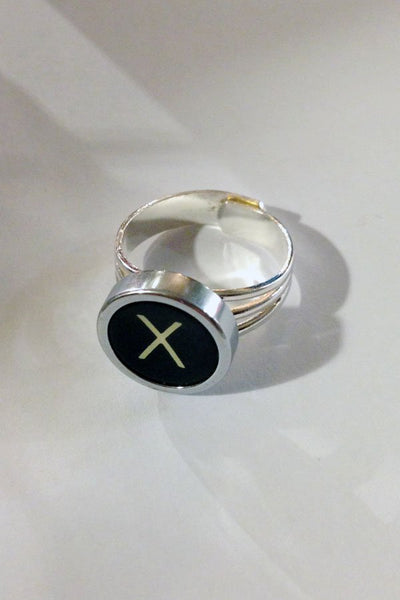 Saved and remade ring X