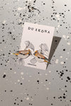 Du sköna bird earrings