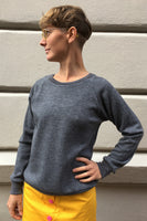 Kubik wool sweater