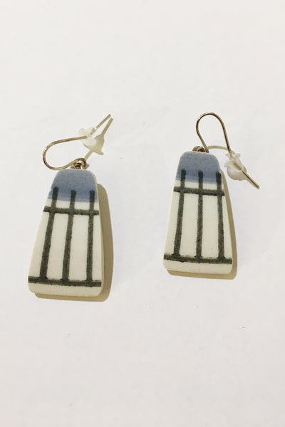 Saved & remade earrings